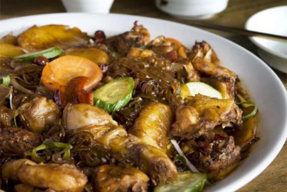 Restoran Bongchu Jjimdak