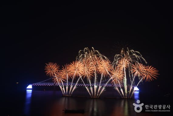 Festival Kembang Api Busan