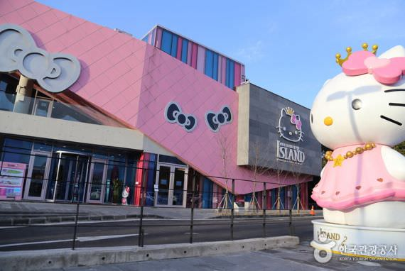 Pulau Hello Kitty