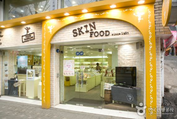 ?Skin Food Cabang Sinchon
