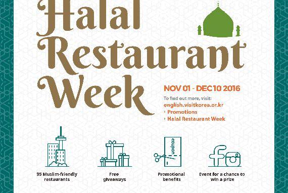 Ayo ke Korea dan Nikmati Berbagai Makanan Ramah Muslim dengan Diskon Tinggi!