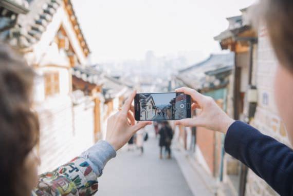 """Dapatkan Kesempatan untuk """"Enjoy Mobile Korea!"""""""