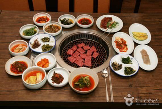 Restoran Sapi BBQ Gohyang Iyagi