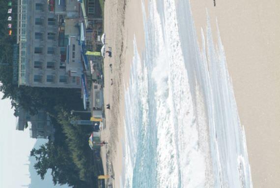 Pantai Gangneung Gyeongpo