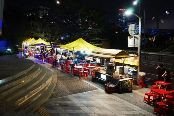 Pasar Malam Dongdaemun (Pasar Sebit)