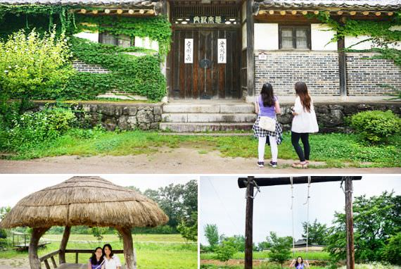Andong Hahoe Folk Village [UNESCO World Heritage]