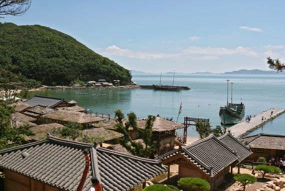 Lokasi Film Pelabuhan Cheonghae