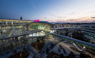 Lalu Lintas Penumpang di Bandara Internasional Incheon Mencapai Rekor