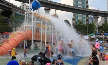 Kolam Renang Hangang Park Dibuka untuk Musim Panas
