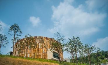 Tangki Budaya (마포 문화비축기지)