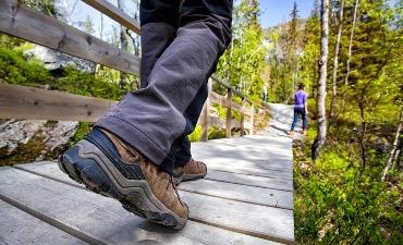 Photo_Mendaki Gunung Bukhansan dengan Sepatu Sewaan Gratis