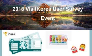 Menangkan Tiket PP ke Korea dengan Mengisi Survey dari Visit Korea!