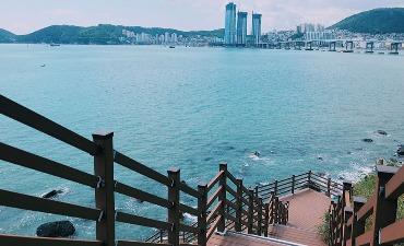 Photo_Menemukan pemandangan terbaik di kafe-kafe Busan