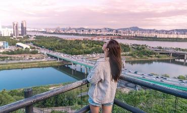 Lima Cara Menikmati Hutan Seoul
