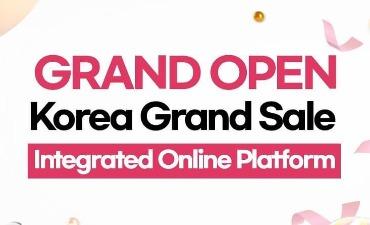 Korea Grand Sale Membuka Platform Online untuk Informasi Wisata Belanja Korea