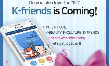 Acara Peluncuran Situs Web K-Friends