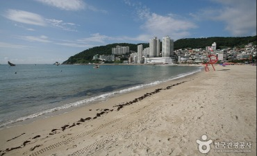 Pantai Songdo Busan