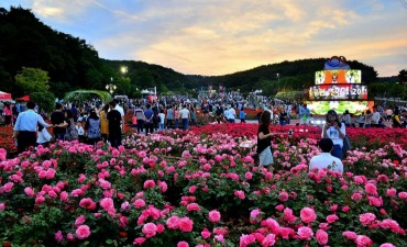 Festival Ulsan Grand Park Rose