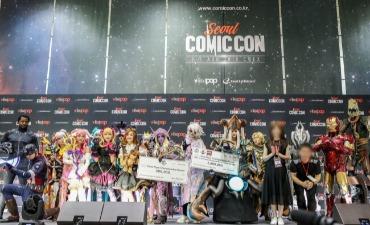 Comic Con Seoul 2019 Dimulai 2 Agustus