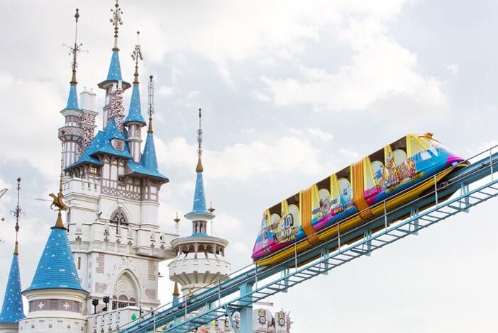 Rekomendasi Atraksi di Lotte World(saungkorea.com)